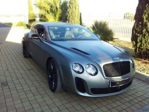 Aston gris mat