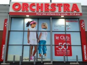 vitrine orchestra